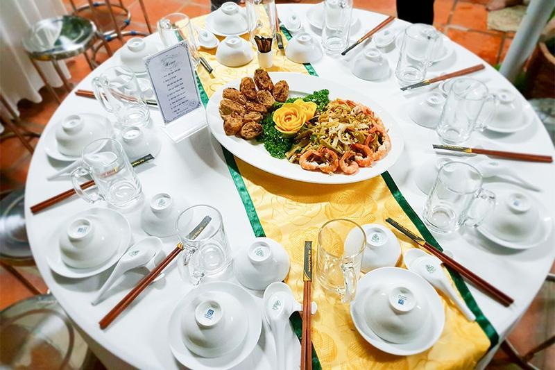 Tổ chức tiệc gia đình ấm cúng với dịch vụ Hai Thụy Catering